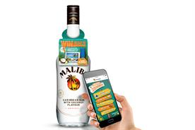 Malibu takes Internet of Things forward with world's biggest rollout of connected bottles