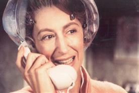 Maureen Lipman in a 1980s BT Ad