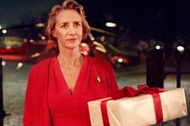 M&S: 'Mrs Claus' Christmas campaign