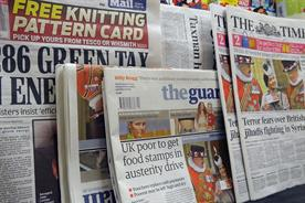Newspapers warn government over Google and Facebook taking digital adspend