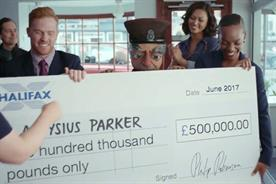 Halifax are go: Thunderbirds' Parker and Lady Penelope star in latest ad