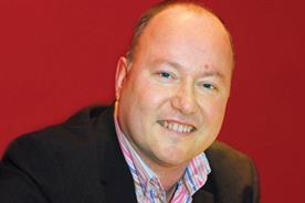 Simon Redican: chief executive of The National Readership Survey