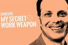 Nick Mercer's secret work weapon? Imagine you are self-employed