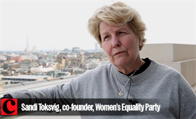 Campaign TV: Sandi Toksvig argues work culture can shape more diverse industry