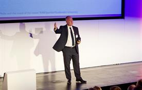 Simon Redican: 'Hands up who doesn't want to increase ROI?'