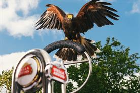 Rufus the Hawk: consumers able to experience the perspective of Wimbledon guardian and mascot via app