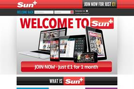 The Sun: plans to open up part of paywall on website