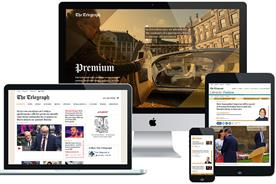 Telegraph axes metered paywall, launches Premium service