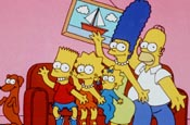 The Simpsons: deal with Domino's ends