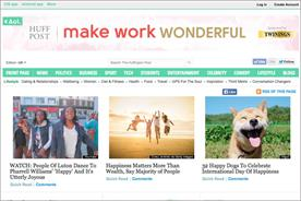 Twinings: launches make Make Work Wonderful campaign with Huffington  Post