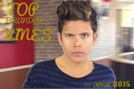 Rudy Mancuso features in Burger King's vine