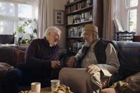 Amazon festive ad stars an imam and a vicar