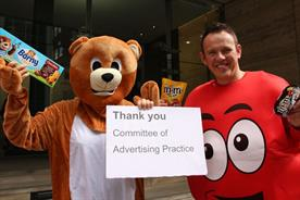 Anti-junk food marketing campaigners 'thank' CAP for keeping Tony the Tiger in work