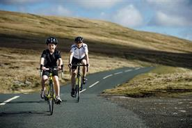 Halfords: its new campaign is encouraging people to get fit in January