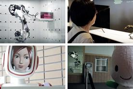 The Henn na Hotel: or 'Strange Hotel' is almost exclusively staffed by robots