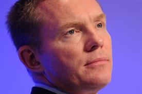Chris Bryant: shadow culture, media and sport minister won the ad vote