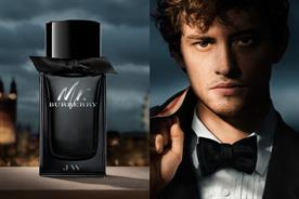 Burberry draws inspiration from London and brand heritage for men's fragrance launch