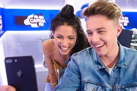 Captial Breakfast Show: hosts Roman Kemp and Vick Hope