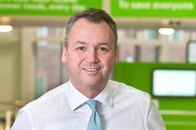 Asda CEO Andy Clarke revealed public health initiative