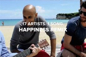 Coke celebrates International Happiness Day with free 'Happiness remix' download