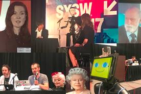 SXSW diary: Robot comedy and grown ups playing science
