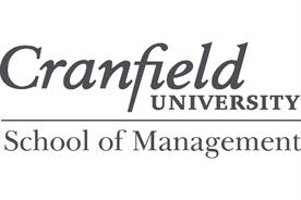 Marketing Directors' Programme, Cranfield University School of Management