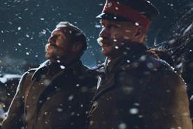 Sainsbury's Christmas ad: by AMV BBDO