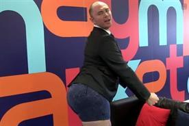 Dave stars in MoneySuperMarket's latest ad #epicstrut