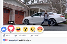 More than Like: Facebook adds 5 new Reactions globally
