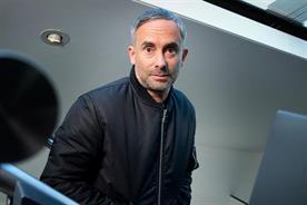 Grey London's joint ECD Dom Goldman departs
