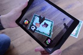 Disney: researchers are using augmented reality to rethink the children's book