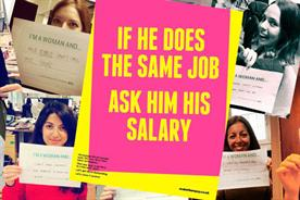 Make Them Pay campaign: IPA and D&AD back Elle/Mother pay inequality lobby
