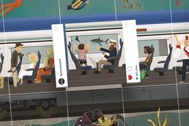 Eurostar launches new train with Instagram campaign