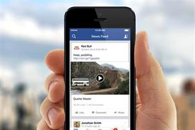 MediaCom works with Facebook on new social media-friendly content service