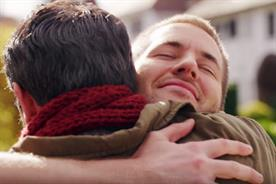 Nationwide puts old shoot to work for emotional 'best rates' ad