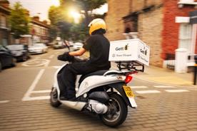 Gett: taxi app partners with Champagne brand Veuve Clicquot