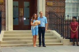 Birth of Prince George: one of the most searched-for events in 2013
