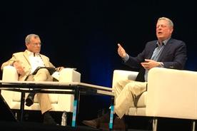 Al Gore on how political advertising distorts the truth and the role of social media