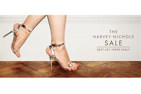 Harvey Nichols: 'bad fit' won a Retail gold and three silvers in the Fashion category