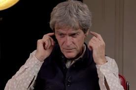 Hegarty: headphones shut out inspiration