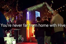 Hive and British Gas unveil first joint campaign with Christmas tearjerker