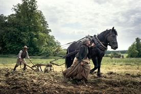 Lloyds Bank: TV spot by Adam&Eve/DDB features the return of the black horse