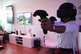 Watch: What does good virtual reality look and feel like?