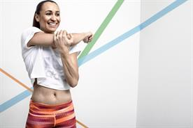 Jessica Ennis-Hill: the Spoty contender has deals with Adidas and Santander