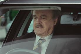 Specsavers: the optician's January campaign starring John Cleese as Basil Fawlty