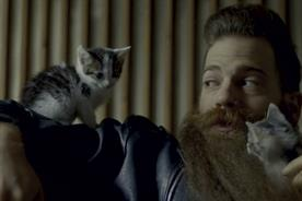 Lynx's global campaign encouraged men to throw off the shackles of conformity
