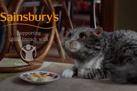 'It takes a lot for the internet not to love a cat': Sainsbury's Mog ad might 'win Christmas'