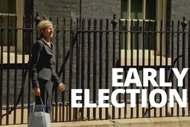 Labour Party ad questions May's 'strong and stable' slogan