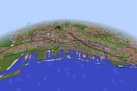 Minecraft: a blocky vision of Liverpool