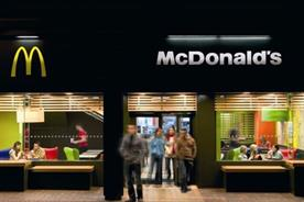 McDonald's faces half billion euro tax bill